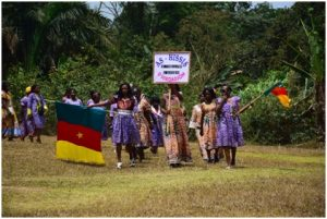 女性の日 行進